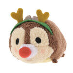 Chip Holiday Tsum Tsum Mini