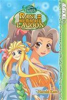 Disney Manga Rani And The Mermaid Lagoon