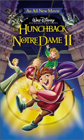 The Hunchback of Notre Dame II (video)