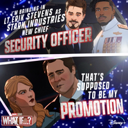 New Chief Security Officer promo
