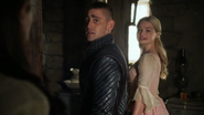 Once Upon a Time in Wonderland - 1x05 - Heart of Stone - Will and Anastasia