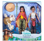 Raya, Namari and Ongis Figure Pack