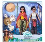 Raya, Namari and Ongis Figure Pack