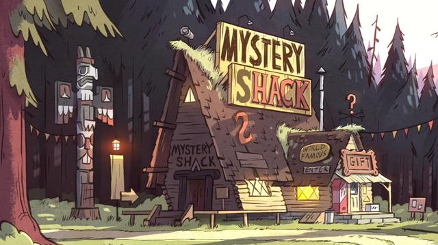 La Cabaña del Misterio
