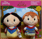 Snow white and prince itty bitty