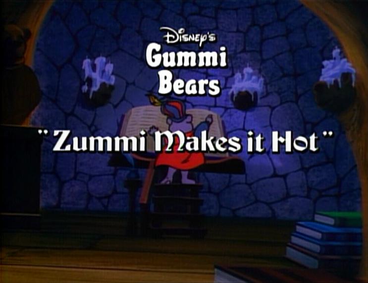 Zummi Makes it Hot
