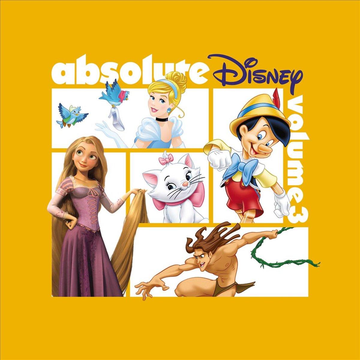 Absolute Disney: Volume 3