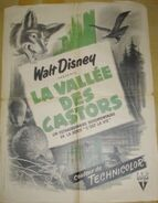 Beaver valley french poster