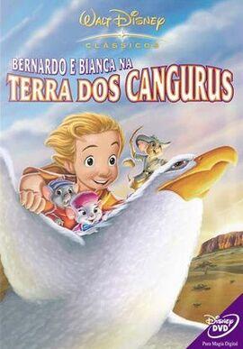 Bernardo e Bianca na Terra dos Cangurus - Pôster Nacional.jpg