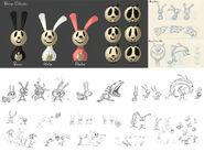 Bunny children concept art02