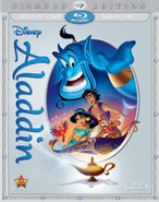 Disney Aladdin Diamond Edition Cover UPDATED
