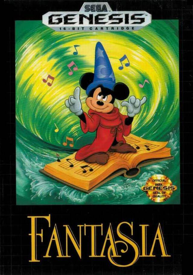 Fantasia (video game)