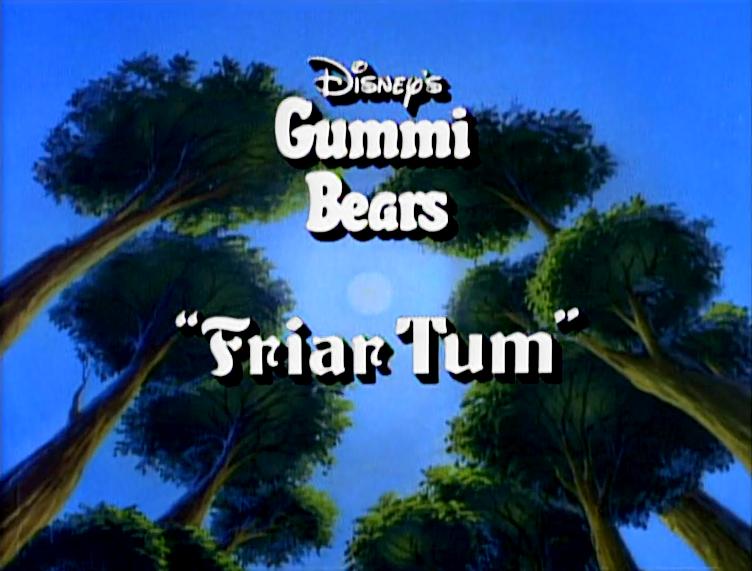 Friar Tum