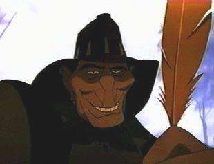 Ratigan6688/My Top 11 Disney Villains