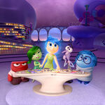 Inside Out full characters