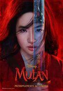 Mulan - Teaser Poster