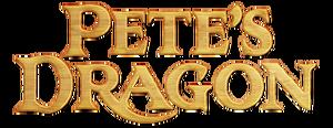 Pete's Dragon 2016 logo.png