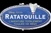 Ratatouille ride logo