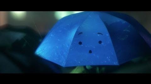 The Blue Umbrella - Extended Clip