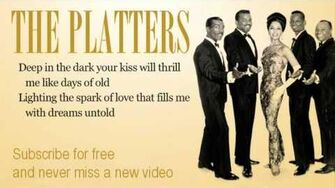 The_Platters_-_Twilight_Time
