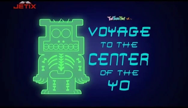 Voyage to the Center of the Yo