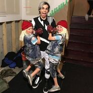 Carlos and the Smee Twins 1