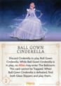 DVG Ball Gown Cinderella