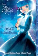 Disney's Star Darlings - Vega and the Fashion Disaster - Book Cover