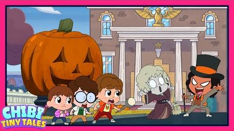 Halloweentown As Told By Chibi 🎃 Chibi Tiny Tales Halloweentown Disney Channel Animation