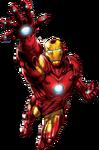 Iron Man AA Render