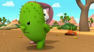 Kit Cactus grumbling