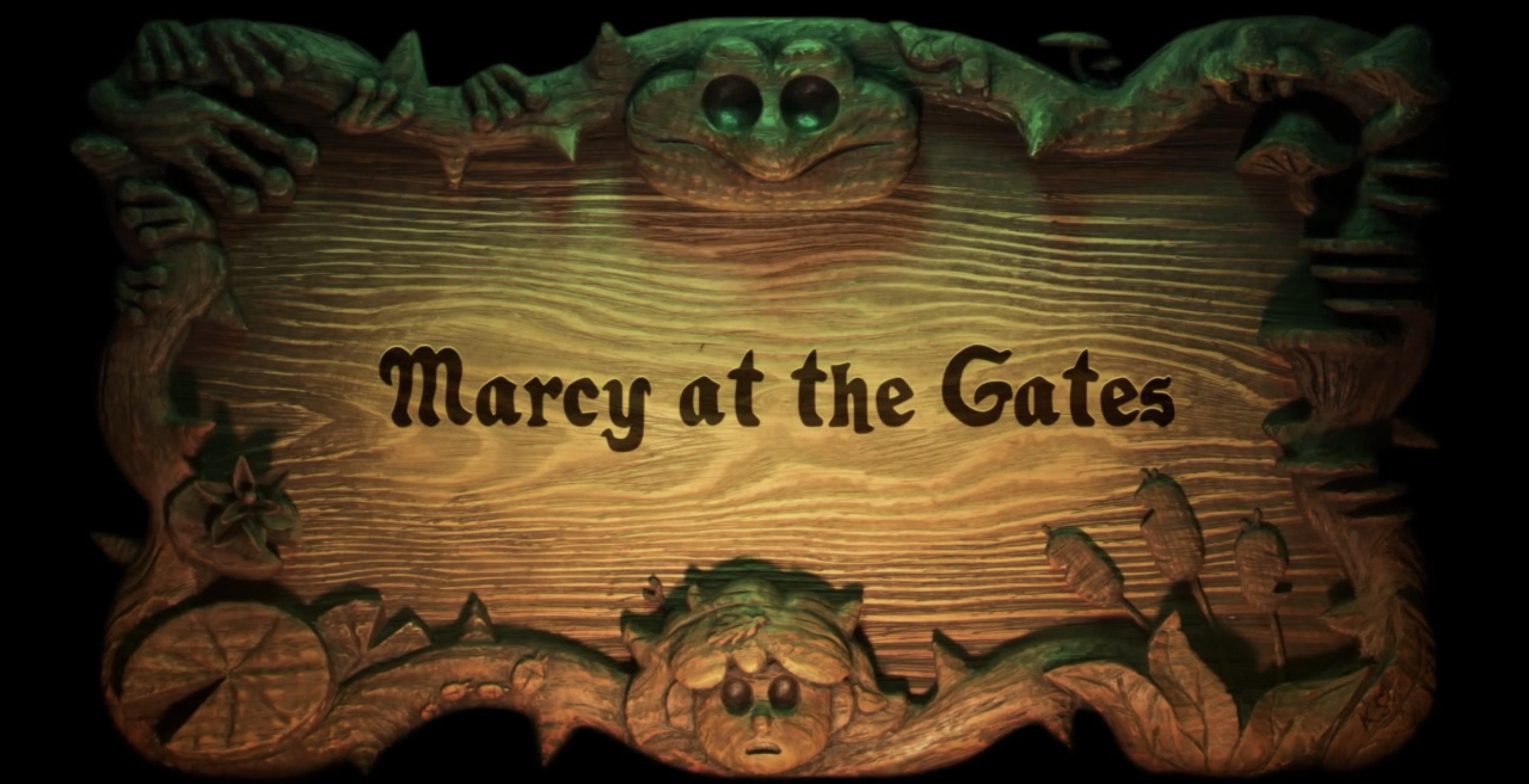 Marcy at the Gates