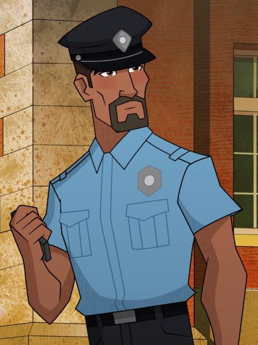 Chief Cruz