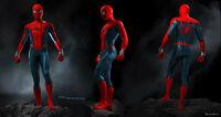 Spider-Man MTPU Concept Art