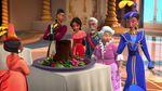 Three Jaquins and a Princess 12