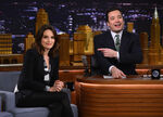 Tina Fey visits Jimmy Fallon