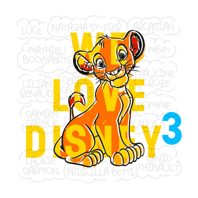We Love Disney 3