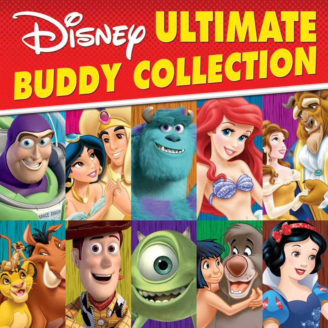 Disney Ultimate Buddy Collection
