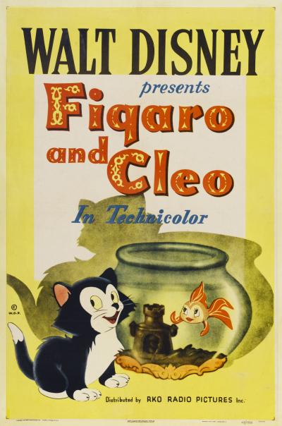 Fígaro e Cléo