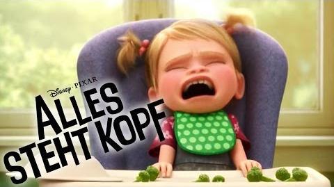 ALLES STEHT KOPF - Ekel und Wut - Ab 01.10