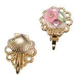 Ariel Lace Reversible Jewel earring (single)