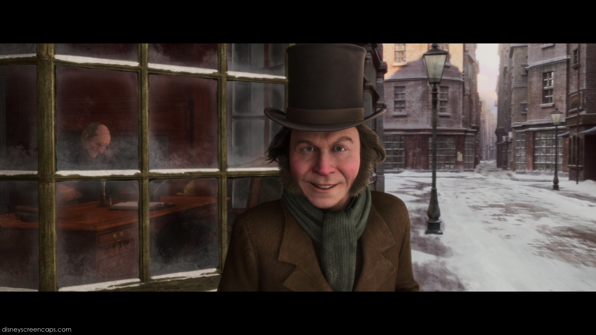 Bob Cratchit