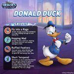 Donald Duck DHBM Promo