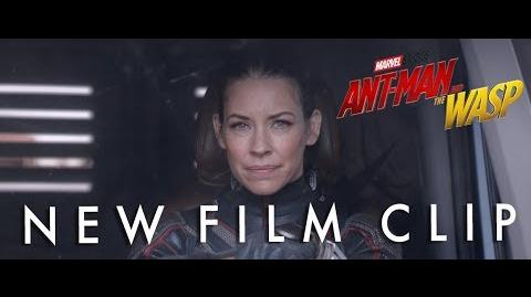 """Marvel Studios' Ant-Man and The Wasp """"Scenic Tour"""" Film Clip"""