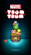 Marvel Tsum Tsum Loading Screen