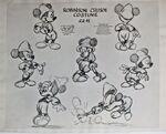 Mickeycrusoecostume
