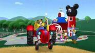 Mickeys farm fun-fair song