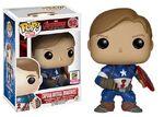 POP! - 92 - Unmasked Captain America