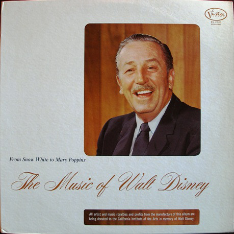 The Music of Walt Disney