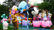 Tokyo Disney Oswald float